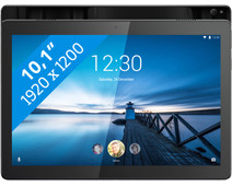 Lenovo Tab P10 64GB WiFi Black