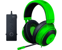 Razer Kraken Tournament Edition THX Gaming Headset Groen