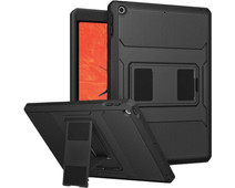 Just in Case Heavy Duty Apple iPad Pro 11 Inch (2018) Back Cover Black