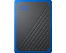 WD My Passport Go 500GB Black/Blue