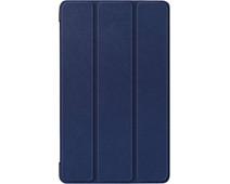 Just in Case Smart Tri-Fold Lenovo Tab E8 Book Case Blauw