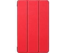 Just in Case Smart Tri-Fold Lenovo Tab E8 Book Case Red