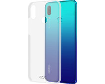 Azuri TPU Huawei P Smart (2019) Back Cover Transparent