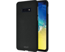Azuri Flexible Sand Samsung Galaxy S10e Back Cover Black