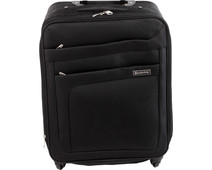 Adventure Bags Bordlite Expandable Spinner 50cm Black