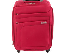Adventure Bags Bordlite Expandable Spinner 50cm Rood