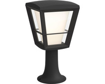 Philips Hue Econic outdoor lamp on base