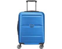 Delsey Comete Slim Spinner 55cm Blue