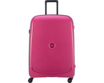 Delsey Belmont Plus Spinner 76cm Pink