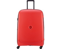 Delsey Belmont Plus Expandable Spinner 76cm Red