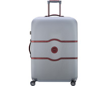 Delsey Châtelet Air 77cm Spinner Silver