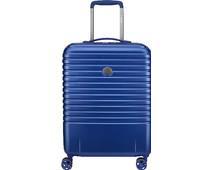 Delsey Caumartin Plus Slim Spinner 55cm Blue