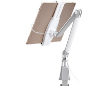 NewStar D100 Desk Standard Universal Tablet Holder Silver