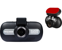 Nextbase 512GW + 512GW Rear Camera