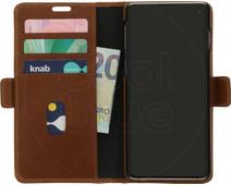 DBramante1928 Lynge Samsung Galaxy S10 Book Case Brown