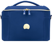 Delsey Montrouge Beauty Case Blue
