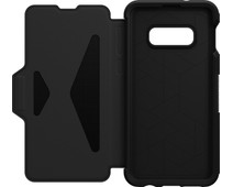 OtterBox Strada Samsung Galaxy S10e Book Case Black