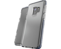 GEAR4 D3O Piccadilly Samsung Galaxy S9 Back Cover Blauw