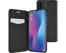 Azuri Booklet Ultra Thin Huawei P30 Book Case Zwart