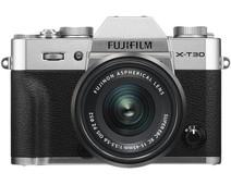 Fujifilm X-T30 Silver + XC 15-45mm f/3.5-5.6 OIS PZ