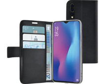Azuri Wallet Magnet Huawei P30 Book Case Black