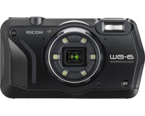 Ricoh WG-6 Zwart