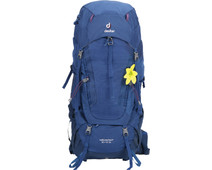 Deuter Aircontact 50L + 10L Steel/Midnight - Slim Fit