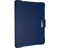 UAG Metropolis Apple iPad Pro 12.9 Inch (2018) Book Case Blue