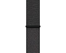 Apple Watch 38/40mm Nylon Sport Loop Watch Strap Black