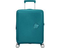 American Tourister Soundbox Expandable Spinner 55cm Jade Green