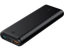 Aukey USB-C Power Delivery 3.0 Powerbank 20.100 mAh Black