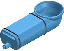 Soapshuttle dosing system liquid detergent