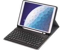Just in Case Premium Apple iPad Air (2019) Bluetooth Keyboard Cover Black QWERTY