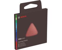 Bosch YOUseries 6-part Sanding Sheet Set K80, K120, K240