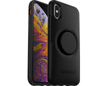Otterbox Symmetry Pop Apple iPhone X/Xs Back Cover Black
