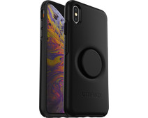 Otterbox Symmetry Pop Apple iPhone Xs Max Back Cover Black