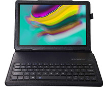 Just in Case Bluetooth Samsung Galaxy Tab S5e Keyboard Cover Black QWERTY