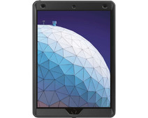 Just in Case Heavy Duty Apple iPad Air (2019) Back Cover Black