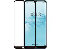 Azuri Rinox Tempered Glass Huawei Y6 (2019) Screen protector Glass Black