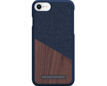 Nordic Elements Frejr Apple iPhone 6 / 6s / 7/8 Back Cover Blue / Wood