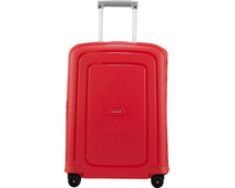 Samsonite S'Cure Spinner 55cm Capri Red Stripes