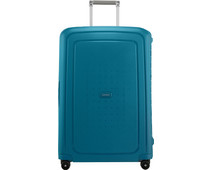 Samsonite S'Cure Spinner 75cm Petrol Blue Stripes