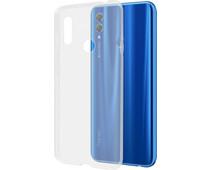 Azuri Glossy TPU Honor 10 Lite Back Cover Transparant