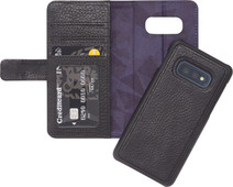 Decoded Leather 2-in-1 Wallet Samsung Galaxy S10e Black