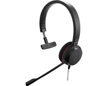 Jabra Evolve 20SE UC Mono Wired Office Headset