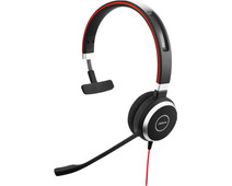 Jabra Evolve 40 UC Mono Wired Usb A Office Headset