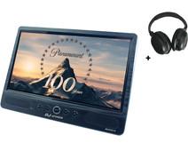 Autovision AV 2500IR UNO + Autovision AV-IRS headphones