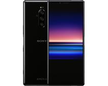 Sony Xperia 1 Zwart