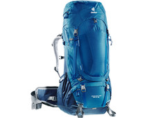 Deuter Aircontact Pro 55L + 15L Ocean/Midnight - Slim Fit