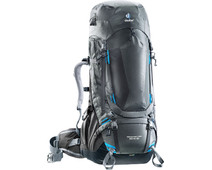 Deuter Aircontact Pro 65L + 15L Graphite/Black - Slim Fit